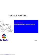 Epson Stylus Color 670 Printer 64x