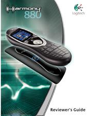 logitech harmony 880 guide manual pdf download rh manualslib com Harmony 880 Advanced Universal Remote harmony 680 manual