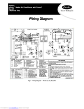 Heatpump2015 besides T360609 Friedrich wiring diagram also Carrier Air Conditioners And Heaters as well Thermostat Wiring Instructions likewise Rheem Manuals Wiring Diagrams. on wiring diagram for trane air conditioner