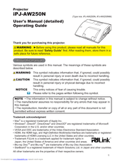 hitachi tx200 manual
