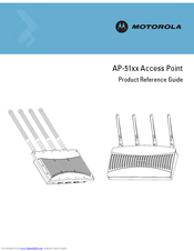Motorola AP-51XX Product Reference Manual