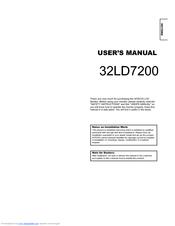 hitachi 32ld7200 manuals rh manualslib com hitachi 32ld7200 user manual Hitachi TV Service Manual