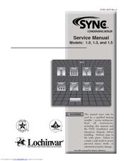Lochinvar Sync Condensing Boiler 15 Manuals