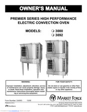 market forge industries 3000 manuals rh manualslib com Market Forge Tech Support Market Forge Autoclave Parts