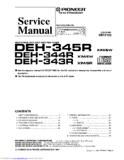 467351_deh345_product pioneer deh 345 manuals pioneer deh p4100 wiring diagram at creativeand.co