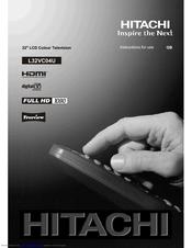 hitachi l32vc04u h manuals rh manualslib com