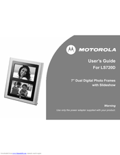 Motorola LS720D User Manual