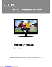 coby tv manuals daily instruction manual guides u2022 rh testingwordpress co Sony LCD TV Samsung LCD TV