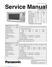 panasonic 1100w sharp 1 cf microwave manuals rh manualslib com sharp microwave drawer service manual sharp microwave drawer service manual