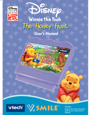Vtech v. Smile: wow wow wubbzy | user manual.