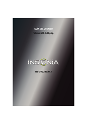Insignia Tv Manual Ns 39l240a13