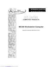 Mitsubishi Electric MC300 User Manual