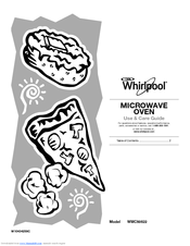 Whirlpool wmc50522 Use And Care Manual