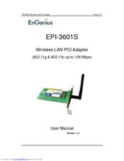 ENGENIUS PCI WIRELESS NETWORK ADAPTER 64BIT DRIVER