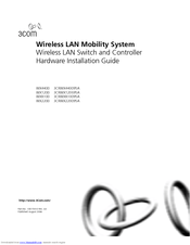 3Com WX2200 3CRWX220095A Hardware Installation Manual