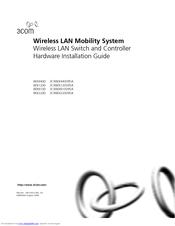 3Com WX2200 3CRWX220095A Hardware Installation Manual