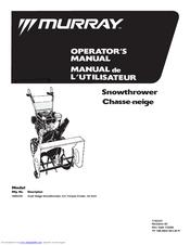 murray 1695539 manuals rh manualslib com murray users manuals murray m2500 user manual
