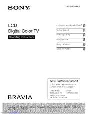 sony bravia kdl 32bx320 manuals rh manualslib com sony tv manual download sony television instructions