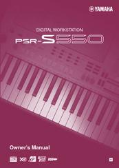 yamaha psr s550 manuals rh manualslib com manual del teclado yamaha psr s550 manual del teclado yamaha psr s550