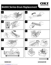 oki b4600 series manuals rh manualslib com oki b4600 repair manual oki b4600 repair manual