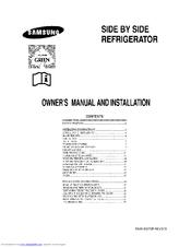 samsung rs2577 manuals rh manualslib com Samsung French Door Refrigerator Problems Samsung Refrigerator Troubleshooting Locations