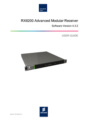 Ericsson RX8200 User Manual