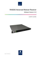 Ericsson RX8200 User Manual