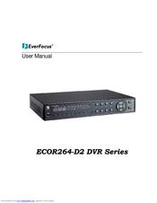 everfocus ecor264 d2 dvr series manuals rh manualslib com everfocus dvr ecor264-16x1 manual everfocus dvr software