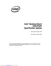 Driver: Intel D945PWM