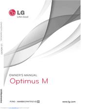 lg optimus quest manual