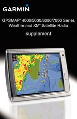 garmin gpsmap 5012 marine gps receiver manuals rh manualslib com Garmin Manuals 1300 Garmin eTrex Manual PDF
