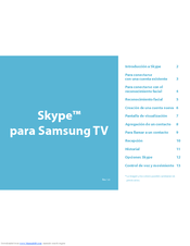 Samsung UN55F6400AF Manual