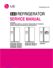 lg lrsc26922tt manuals rh manualslib com refrigerator service manuals online Kenmore Elite Dishwasher Manual