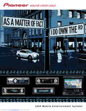 Pioneer DEQ 7600 - Equalizer / Crossover Manuals   ManualsLibManualsLib