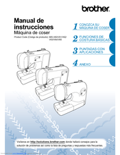 Brother 885-V63 Manual De Instrucciones
