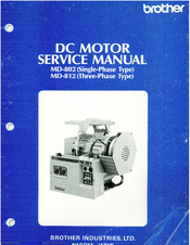 Brother DB2-B737 MKII User Manual