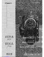 canon vixia hf200 instruction manual pdf download rh manualslib com Canon Vixia HS200 Canon HF 20