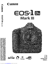 canon eos 1ds mark iii manuals rh manualslib com Canon EOS 10D Camera Canon EOS 10D Camera