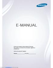 Samsung UN55F6400AF E-manual