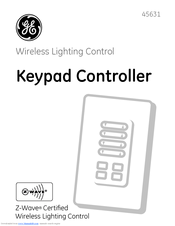 GE KEYPAD CONTROLLER 45631 MANUAL Pdf Download