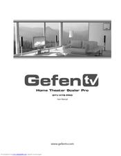 gefen gtv hts pro manuals rh manualslib com 6 Port HDMI Extender Gefen Chestnuts