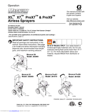 graco magnum prox7 manuals graco magnum prox7 important safety instructions manual