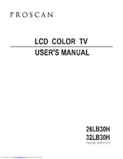 Proscan 39   televisionsi.
