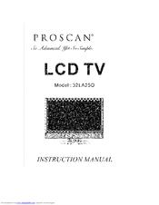 Proscan pledv2213a-c instruction manual pdf download.