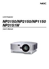 nec np1150 xga manuals rh manualslib com NEC NP2000 User Manual NEC NP2000