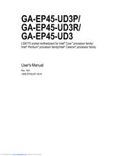 Ga-ep45-ud3p Manual Pdf