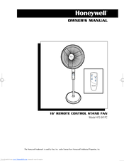 Honeywell HFS-641PC Owner's Manual