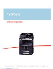 manual kyocera taskalfa 420i