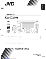 jvc car audio manuals download