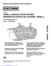 Craftsman 139 53930dm Manuals